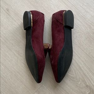 Steve Madden Shoes - NEW Steve Madden Suede Loafers size 9
